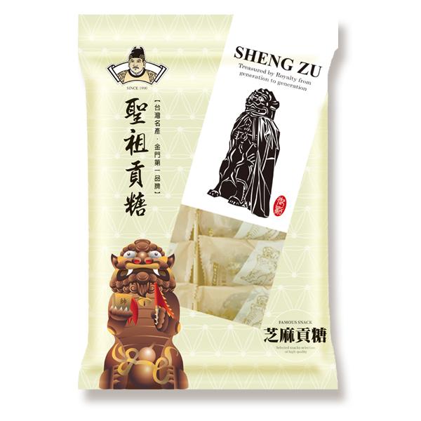 芝麻貢糖(植物五辛素)